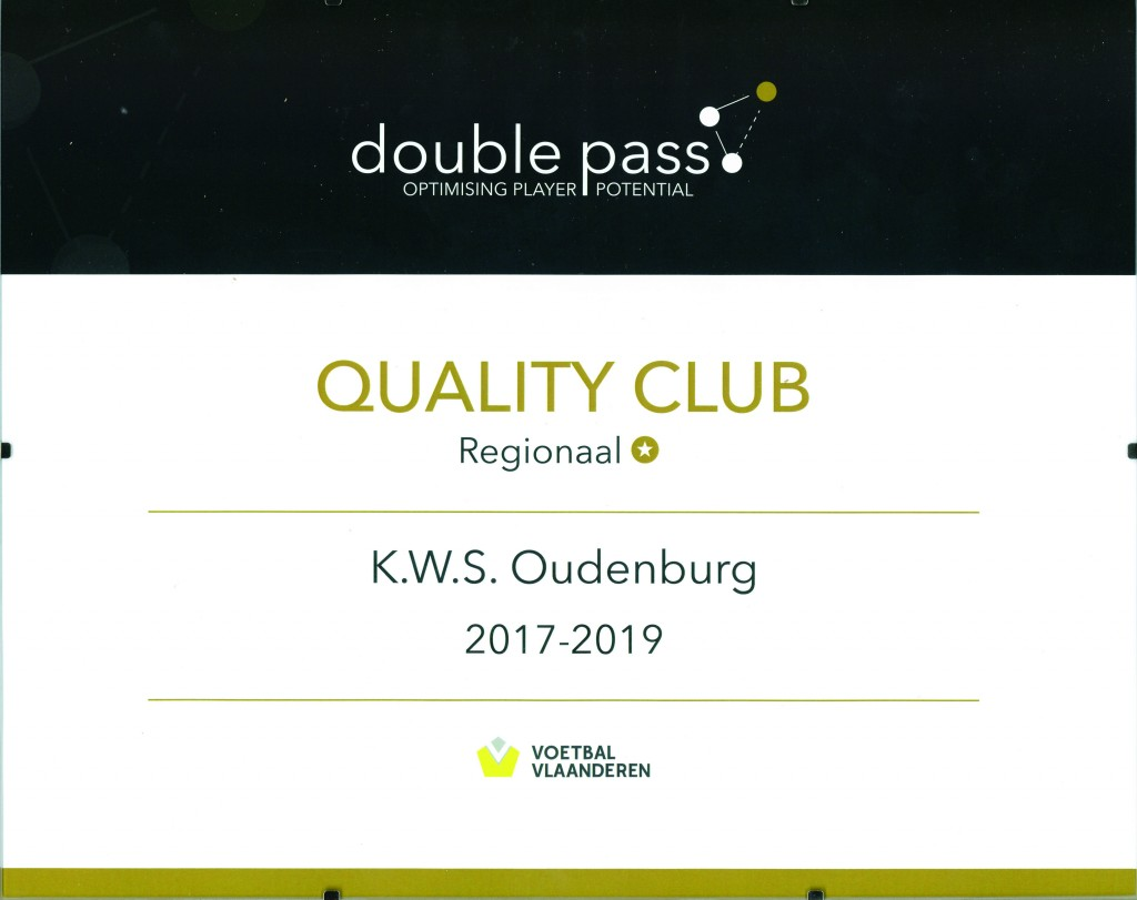Double Pass - 1 ster